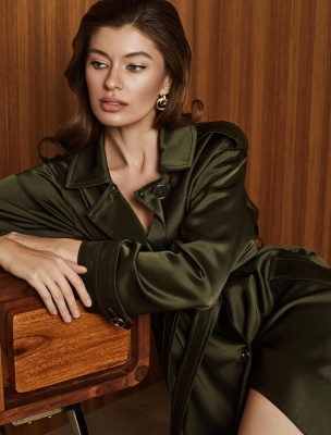 Campaign AW 19/20 by Olga Bovi TRENCH MADRID